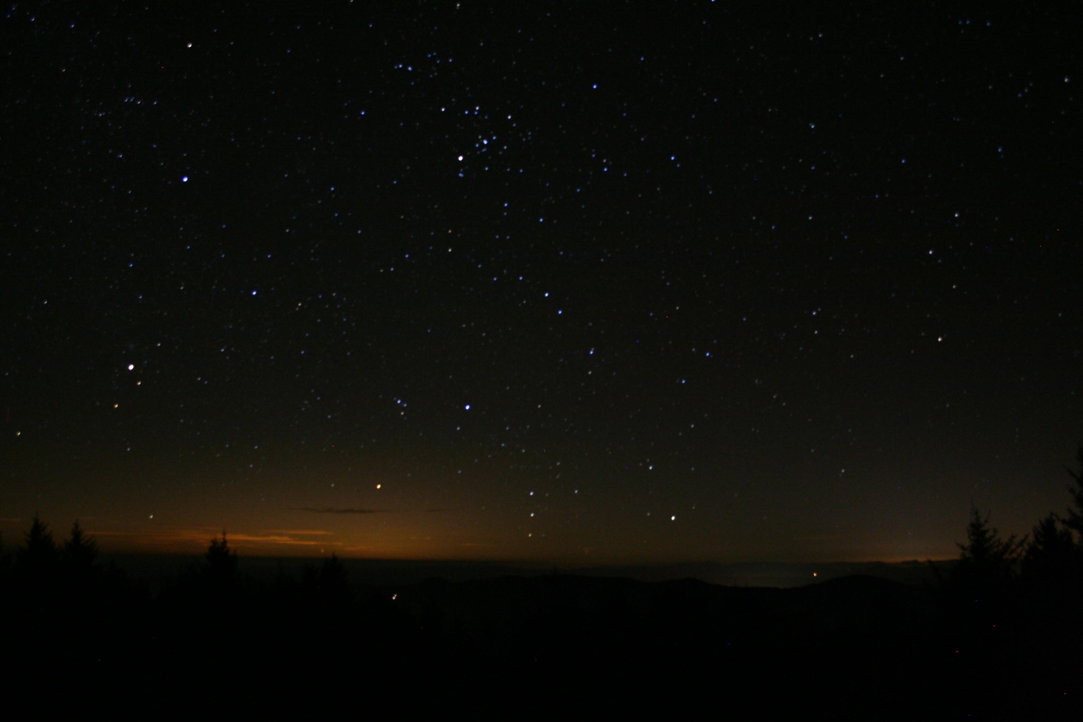 Night Sky Stars | New Calendar Template Site